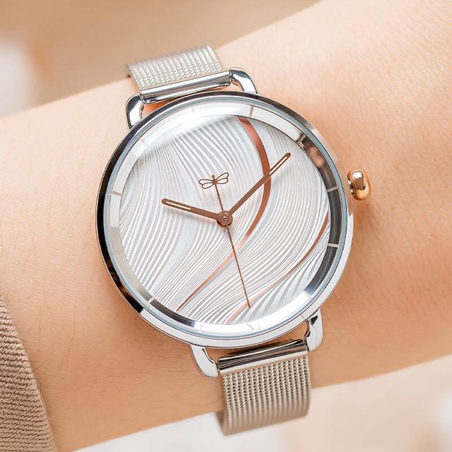 BW AF-F061 Swing(BlackCat) レディース腕時計