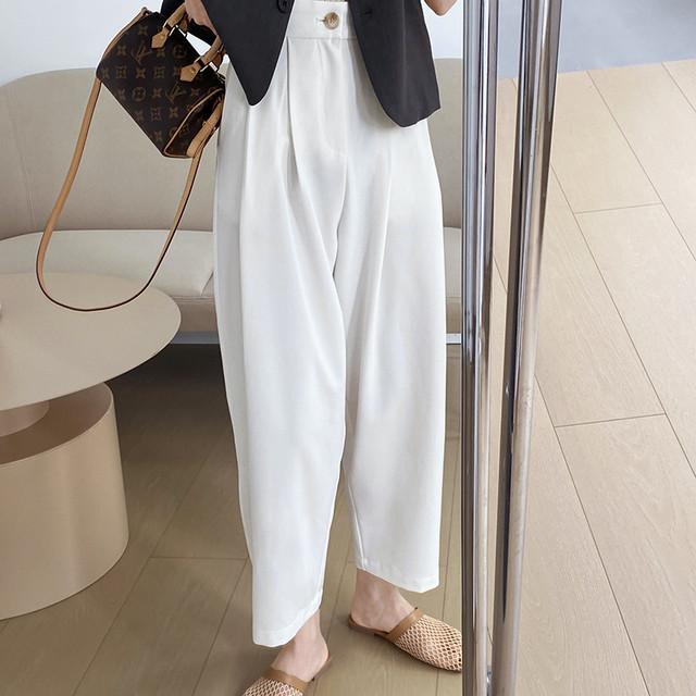 Straight wide pants KRE885