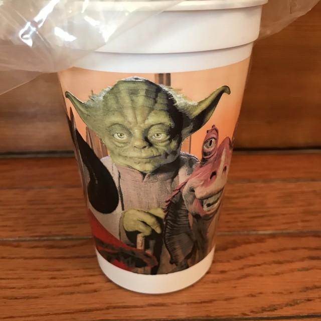 Star Wars Yoda Cap schwarz