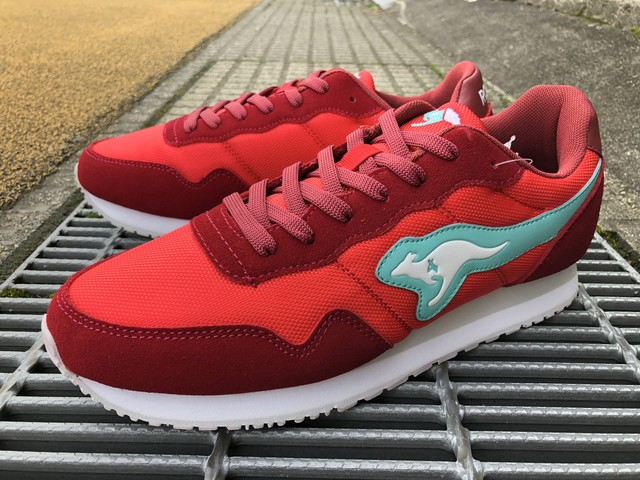 KANGAROOS INVADER 40 (RED)