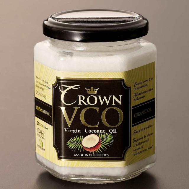 オーガニック|発酵ココナッツオイル