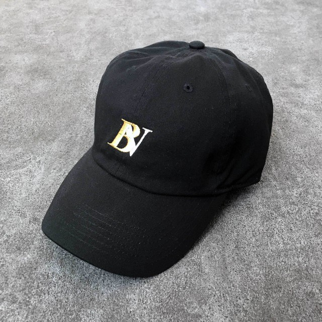 BV LOGO CAP (BLACK)