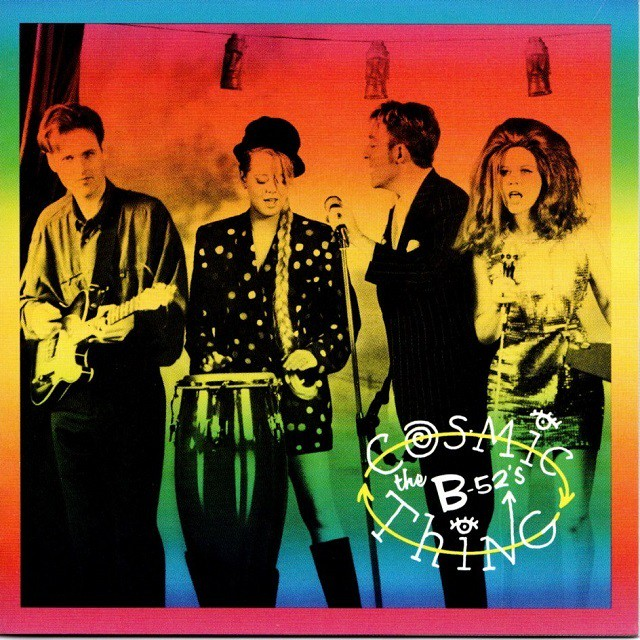 【CD・国内盤】The B-52's / COSMIC THING
