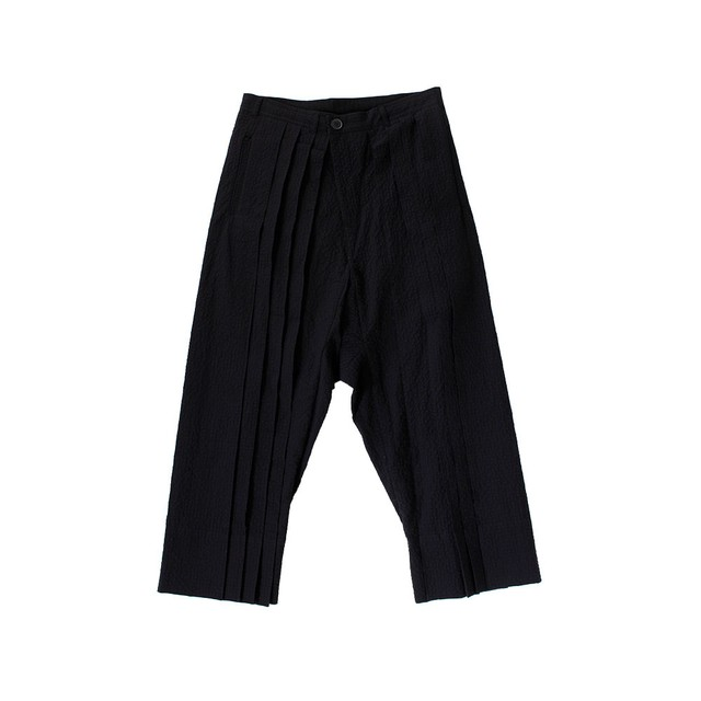 JAN JAN VAN ESSCHE  Pants Black