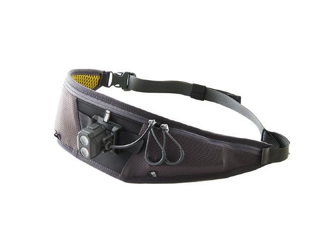 【milestone】 Trailmaster + RUSHLIGHT head light 850 lumen(Might Night Gray)