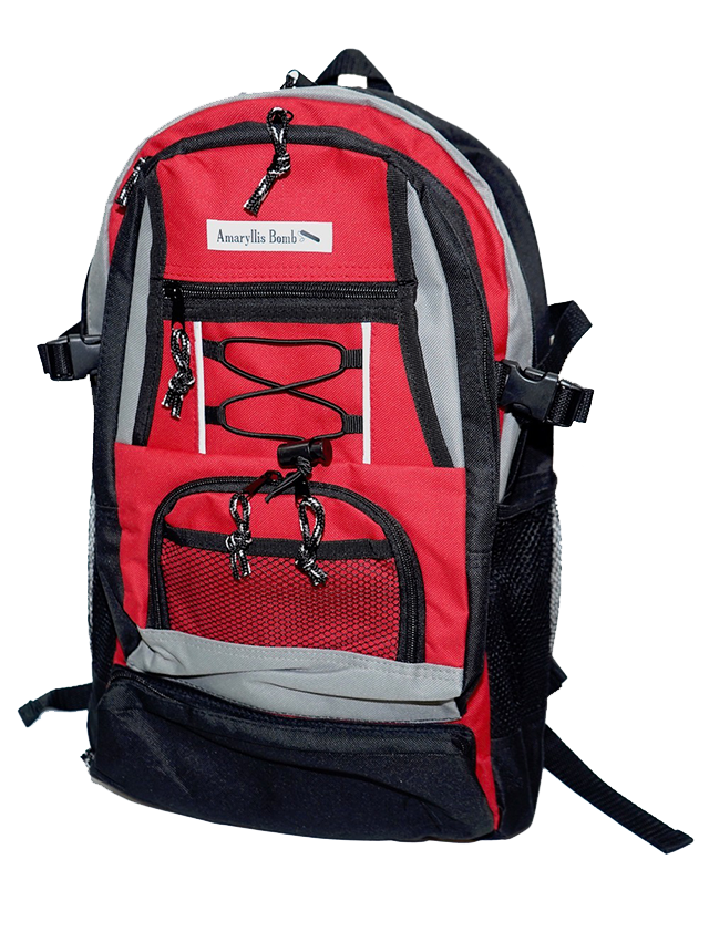AB BACK PACK(RED)