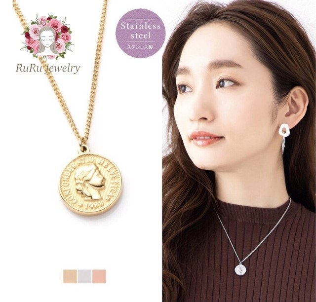 coin stainless(necklace)