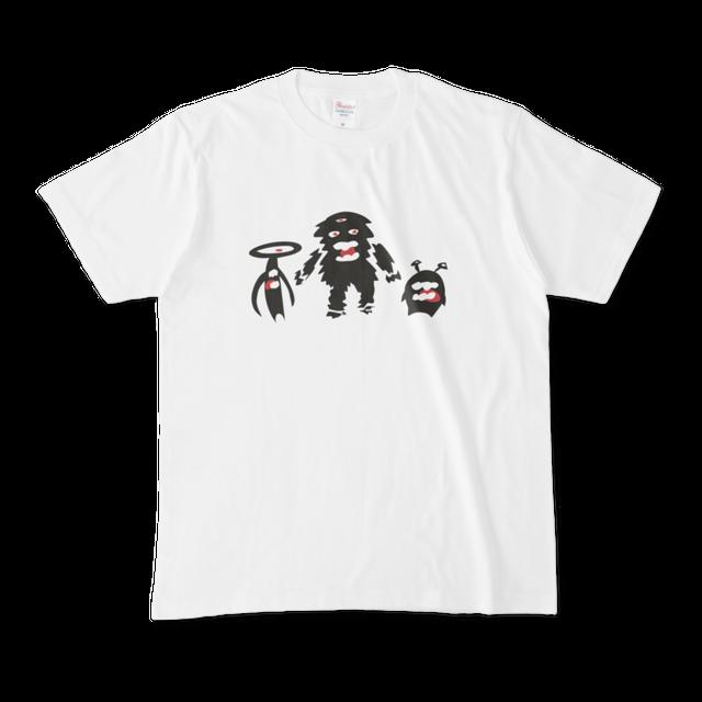 モンスず*Tシャツ