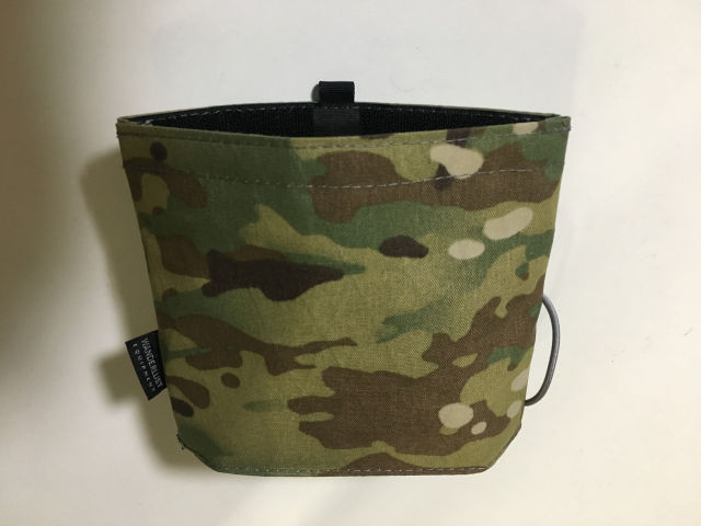 【WANDERLUST EQUIPMENT】 STAND COZY (Camo)