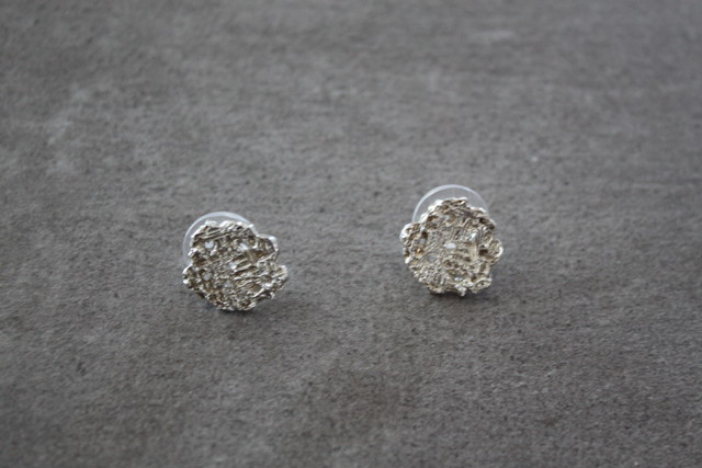 discover fossil moyou ピアス