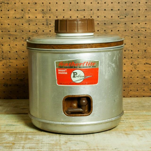 Polaron Thermaster フェザーライト ビンテージ ジャグ USA製 2ガロン [ AU15 ]