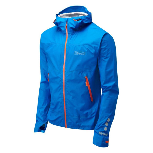OMM Aether Jacket (Blue/Orange)