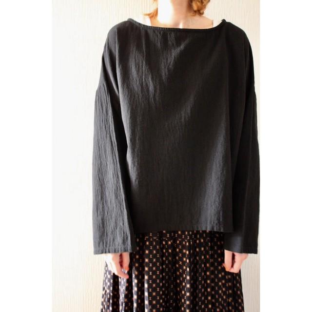 Vintage wide silhouette cut sew