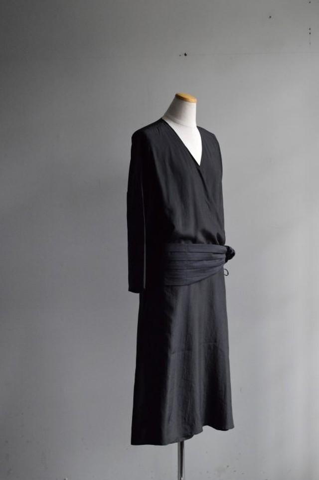genre / Cache-coeur Silk Dress