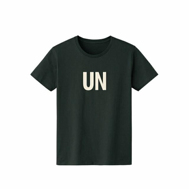 unfudge T-shorts / classic UN // black