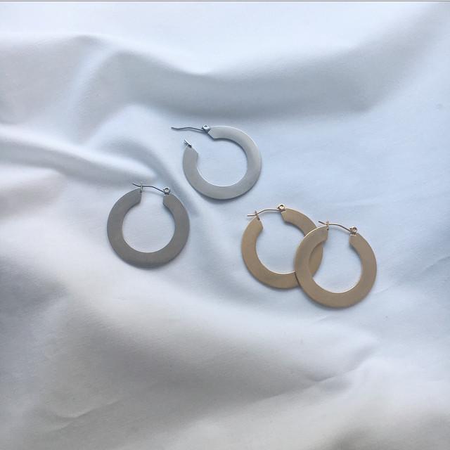 [再入荷]design plate  pierce