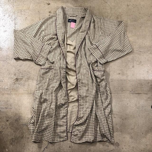 Weldon Paisley Vintage Gown