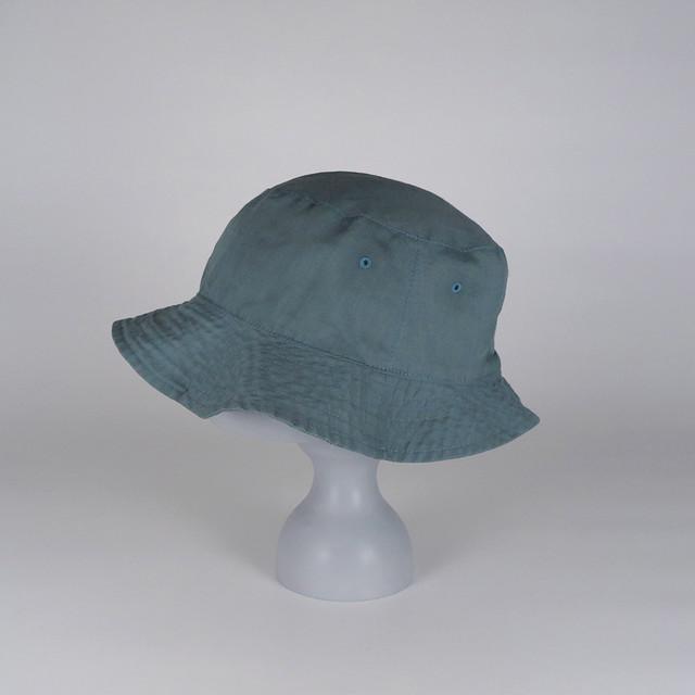 SS21-BD-7 Ramie W-Face Hat - CBL