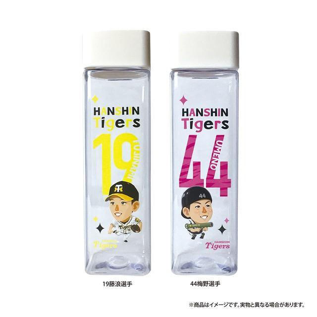 20阪神タイガース×マッカノーズ クリアボトル