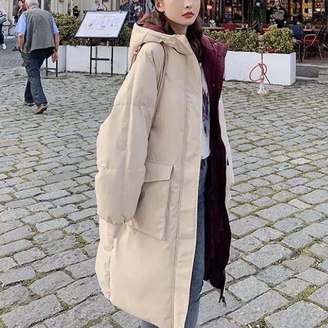 コットン ロング丈 ポケット コートジャケット 7色 B4651