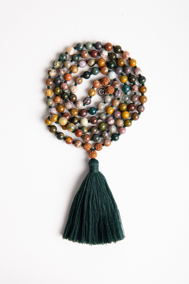 Mala Collective ネックレス I am Held〜加護〜