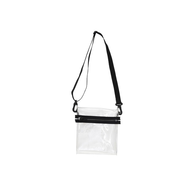 LORINZA PVC MIni Bag Clear