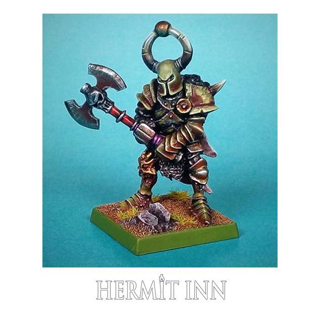 深淵の戦士:暗闇の武人 - メイン画像