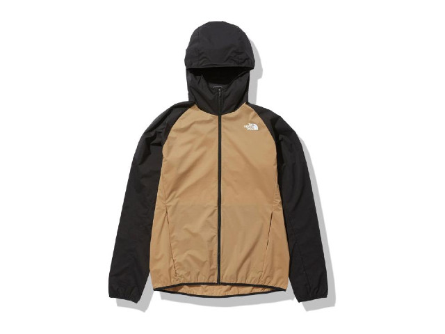 【TNF】 Men's Swallowtail Vent Hoodie(Moab Khaki)