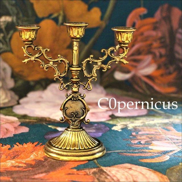 キャンドルホルダー  イタリア雑貨  made in itary 浜松雑貨屋Copernicus
