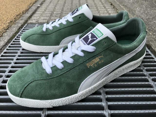 PUMA TE-KU PRIME (LAUREL WREATH-PUMA WHITE)