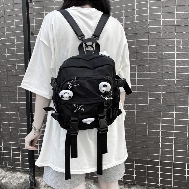 【バッグ】レトロファスナー斜め掛け/リュックバッグ30807664