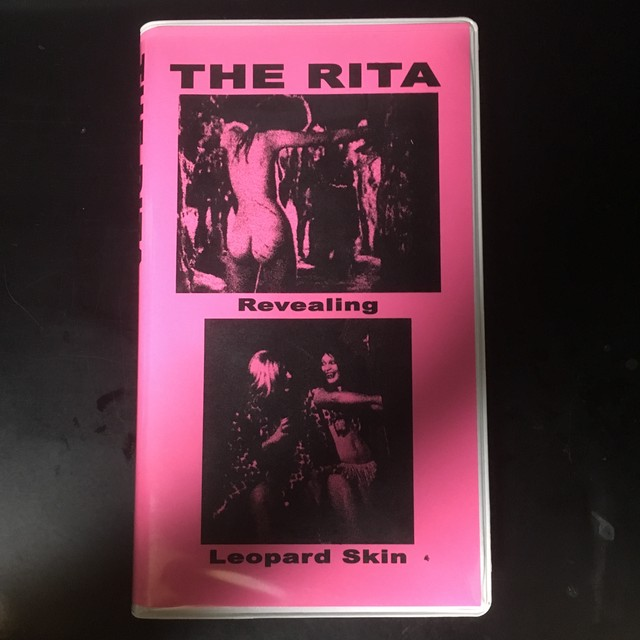 The Rita ‎– Revealing Leopard Skin(C20 x2)USED