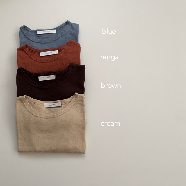 661. color tee