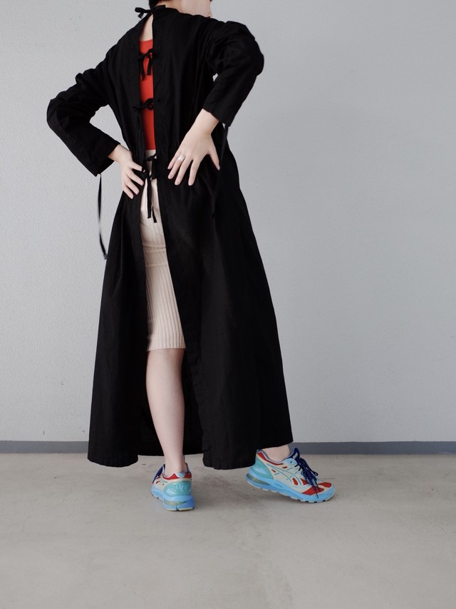 dead stock military gown