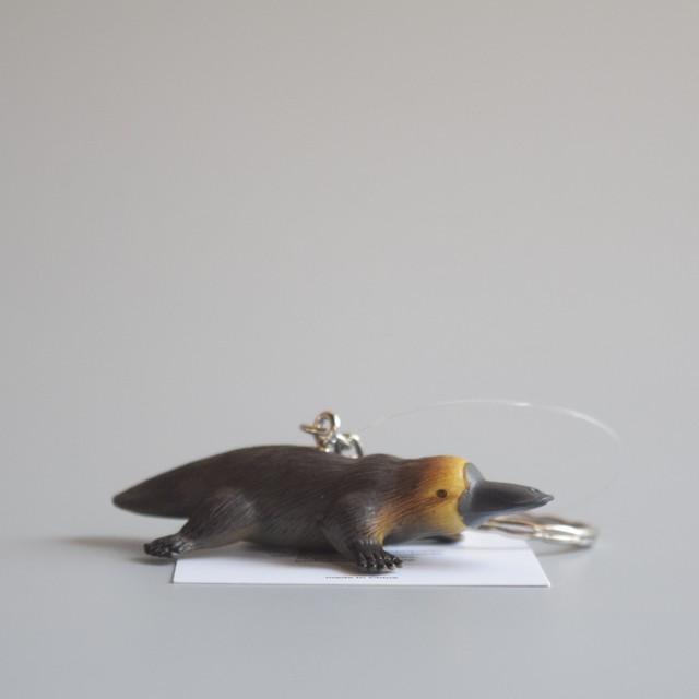 """Animal Keyring """"Platypus"""" アニマルキーリング """"カモノハシ"""""""