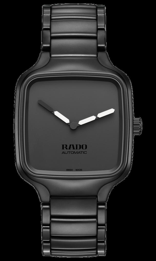 【RADO ラドー】True Square Undigital トゥルースクエア アンデジタル/正規輸入品