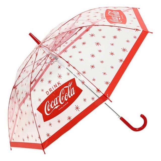 【cocacola】コカコーラ ハッピーアンブレラ 【名前の通り雨でもハッピー♪♪】【コカ・コーラ】【傘】