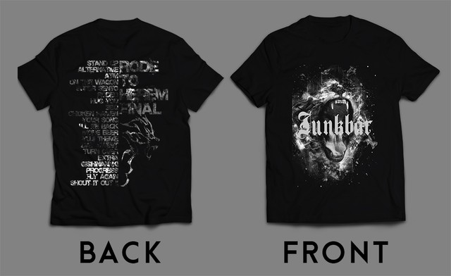 Road to Herem final Tシャツ / Junkbar