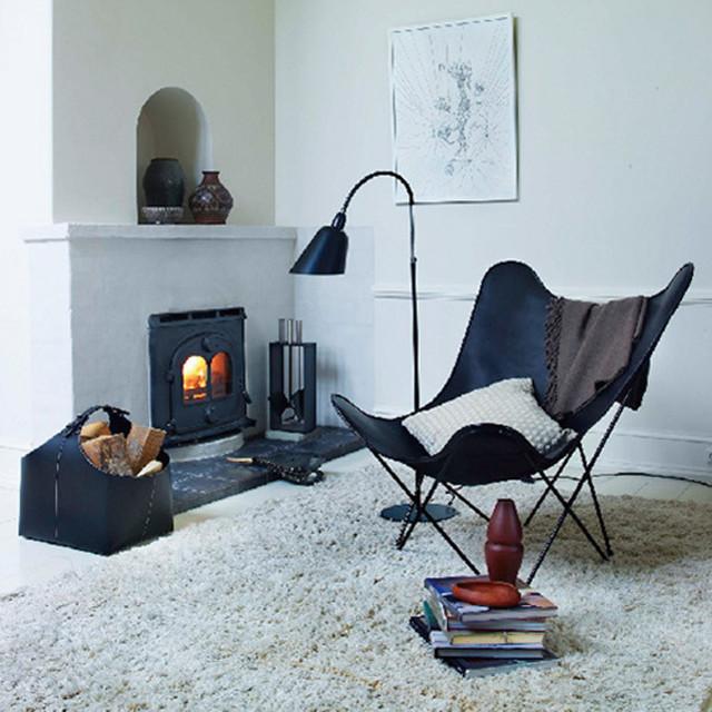 BKF Chair バタフライチェア ブラック [cuero]
