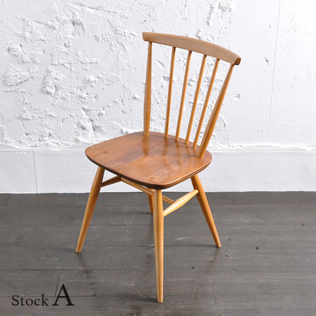 Ercol Bow Top Chair 【A】 / アーコール ボウトップ チェア / IZ1811-0001a