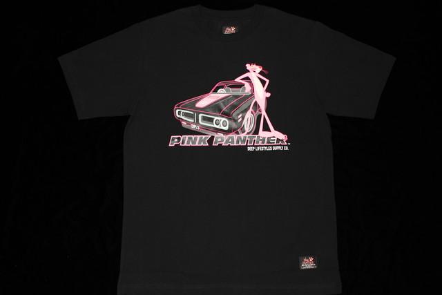 DPLS × PINK PANTHER Tshirts