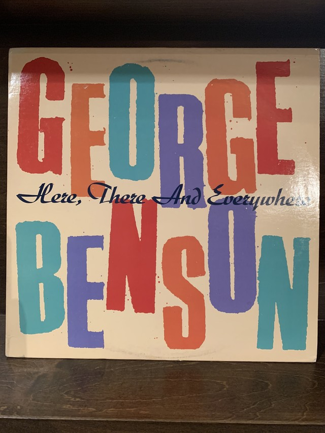 George Benson / Here there and everywhere (edit)