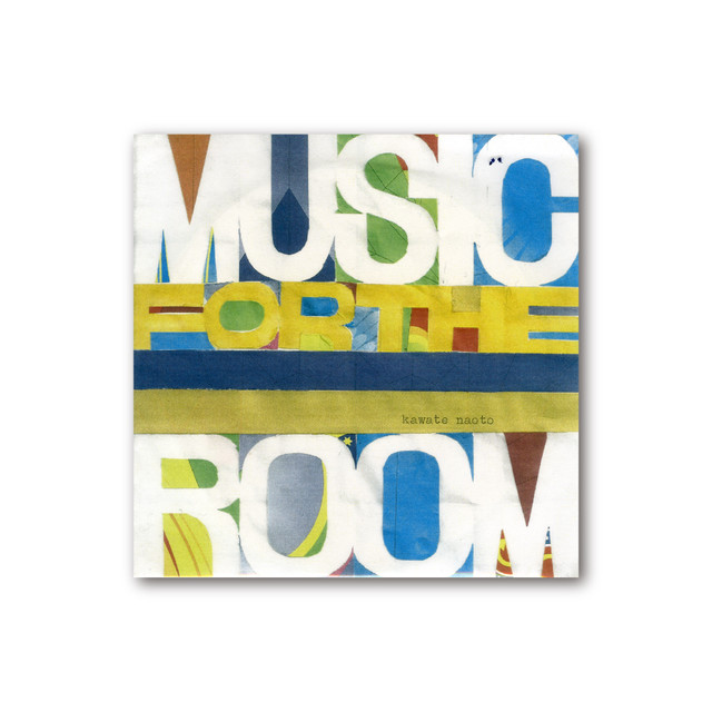 【CD】川手直人「music for the room」