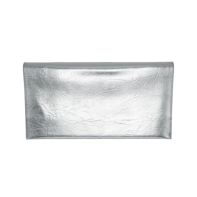 《名刺入れ》TIN BREATH Business card case single Silver