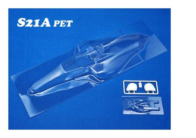 9500-S21A-PET FS104ww用ハイパフォーマンスボディ S21A PET素材