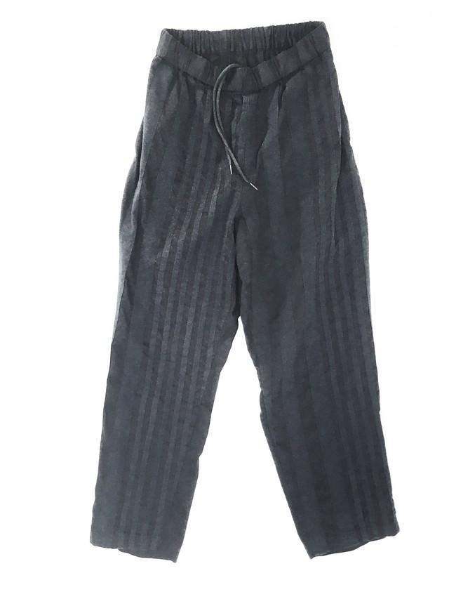 3-211-802 ROAD WORK EASY PANTS [BLACK]