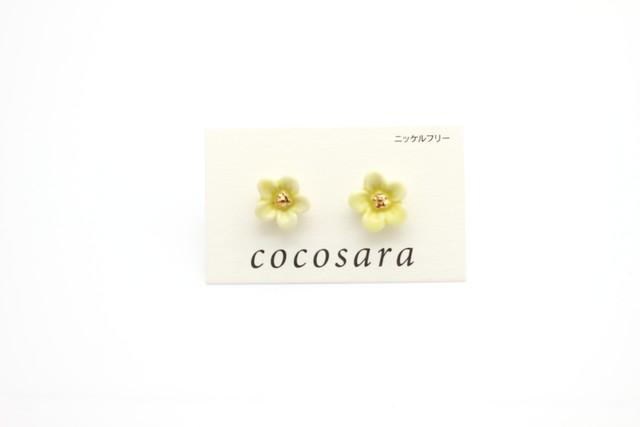 有田焼ピアス flower 20