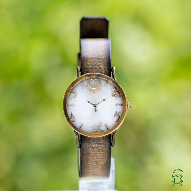 ありがとう腕時計Mクリア