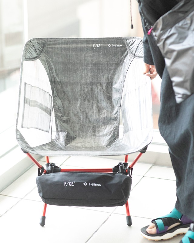 F/CE. Helinox Tactical Chair Dyneema