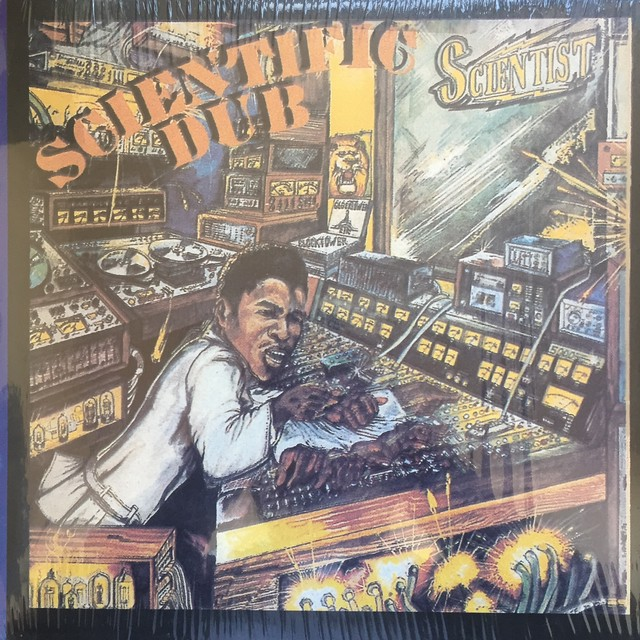 Scientist ‎– Scientific Dub